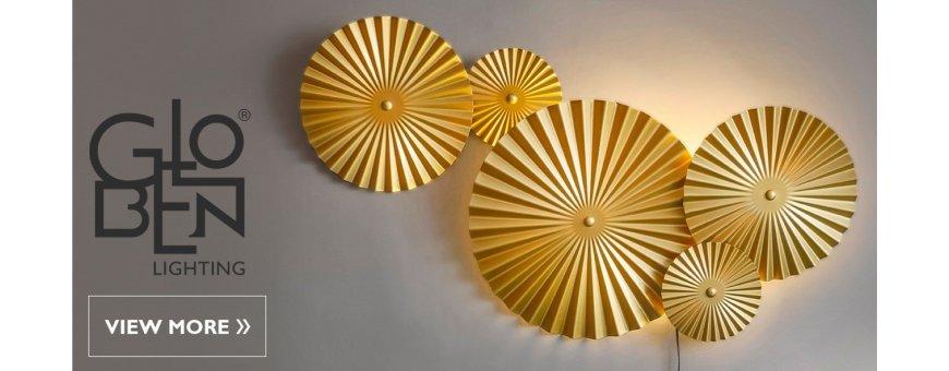 Globen Lighting suunnittelee ja valmistaa valaisimia, joiden fokus on luovassa suunnittelussa ja kestävässä muotoilussa.